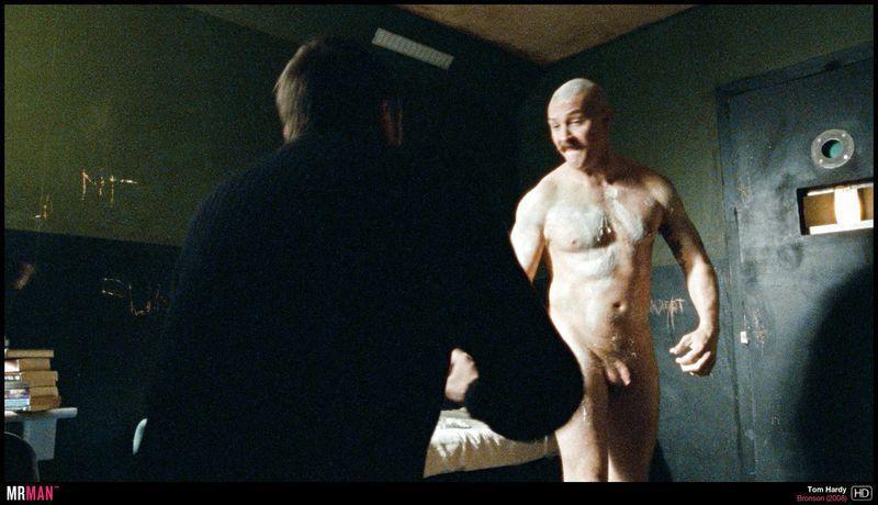 Tom Hardy Naked