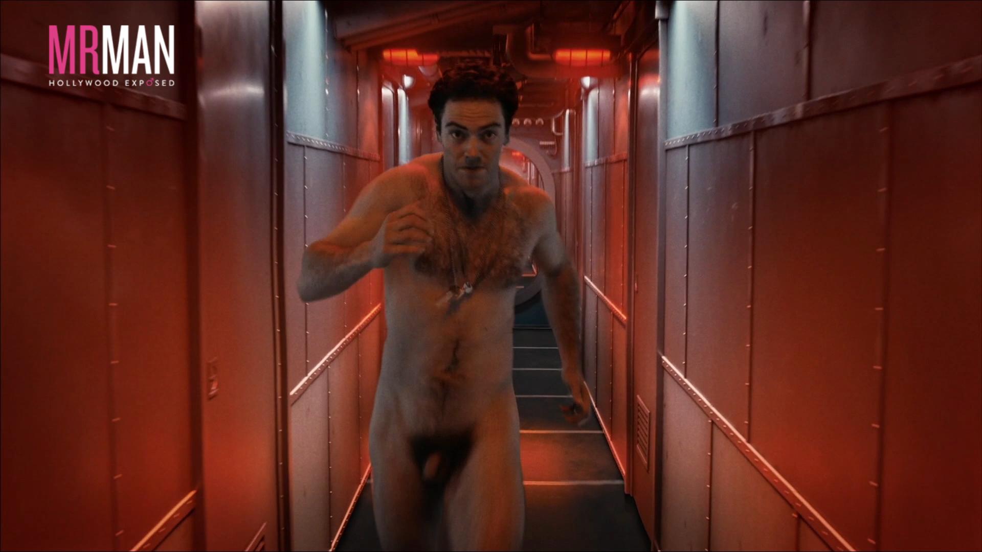 Famous male actors frontal nudes
