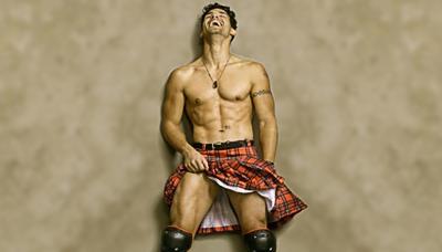 Real men wear skirts playlist 49