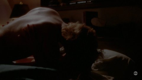 David caruso naked