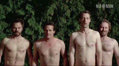 That gross naked man idea