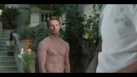 Are not bradley james naked excited