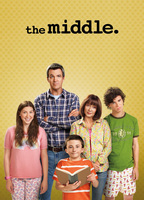 The middle 62631131 boxcover