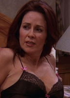All above naked Patricia heaton read