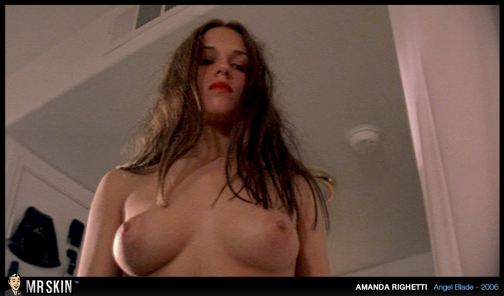 Amada righetti nude