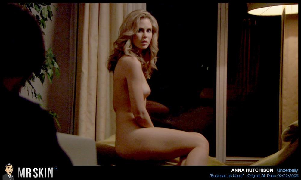 Nude On Movie