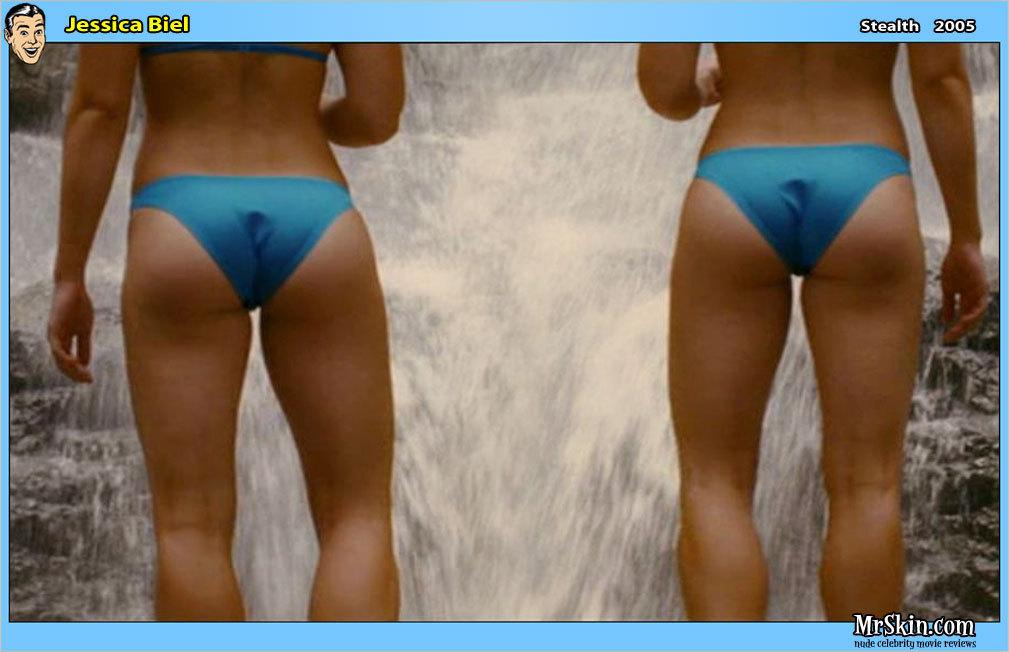 Jessica biel butt naked