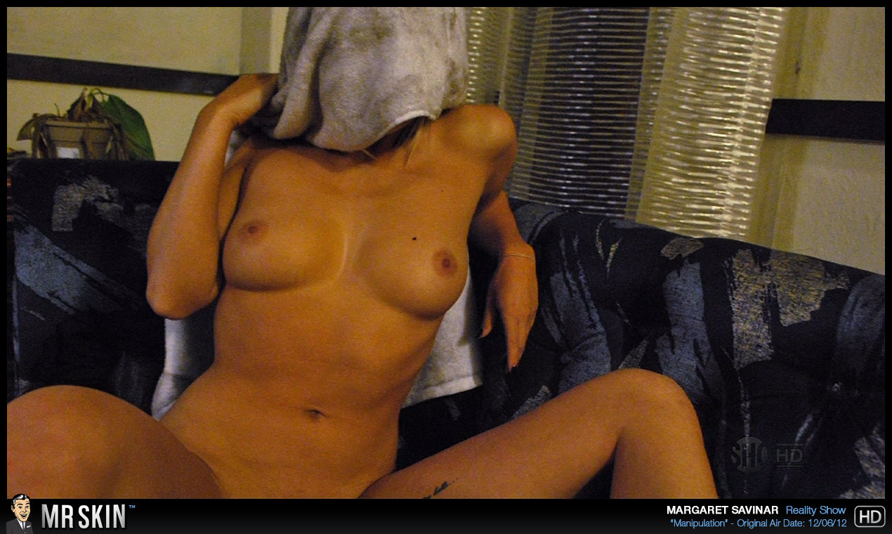 Tv Nudity Report Reality Show, Dexter, Hunted Pics-6947