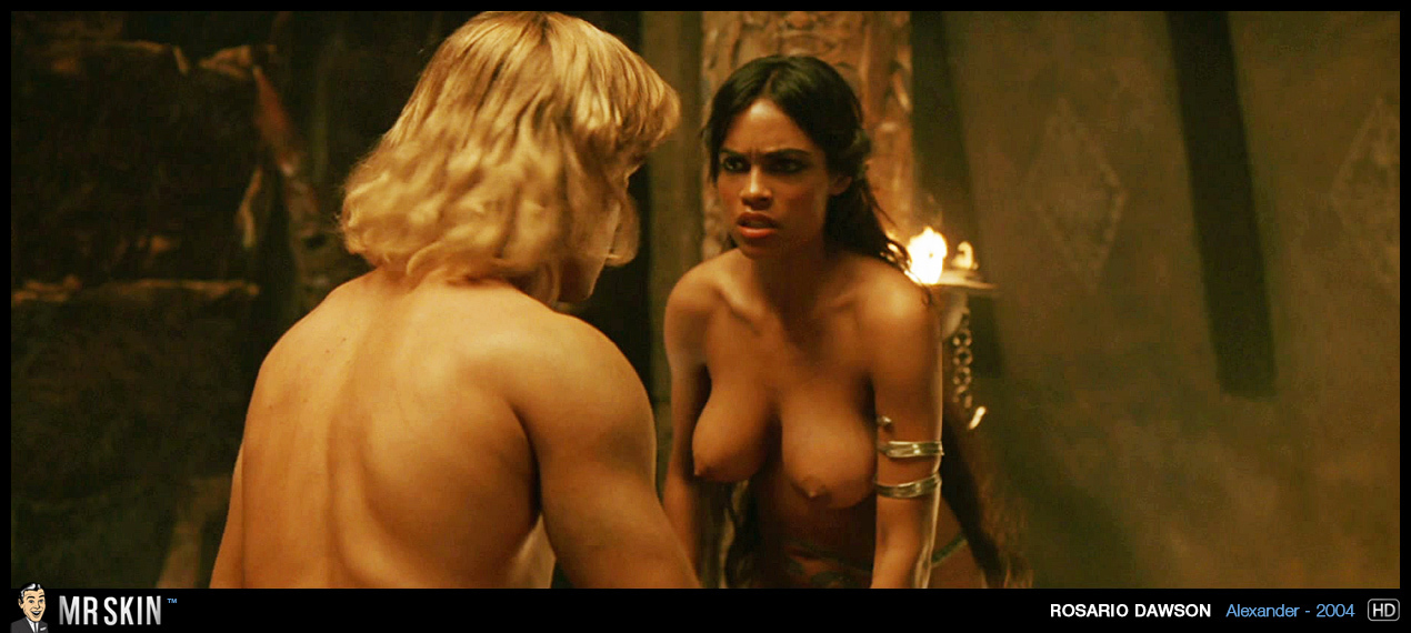 Happy 35th Birthday Rosario Dawson! See Her Best Nude Moments At Mr.