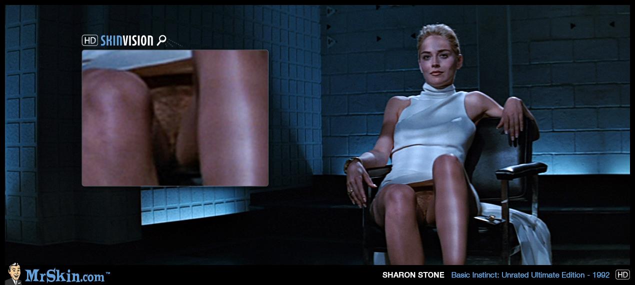 Sharon stone basic instinct nude scene
