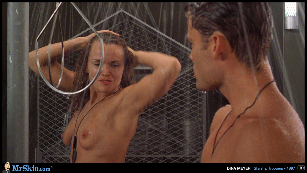 Black cocks starship troopers sex scenes