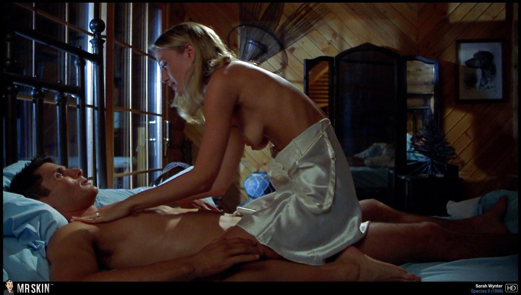 Sarah wynter naked high virgins sex