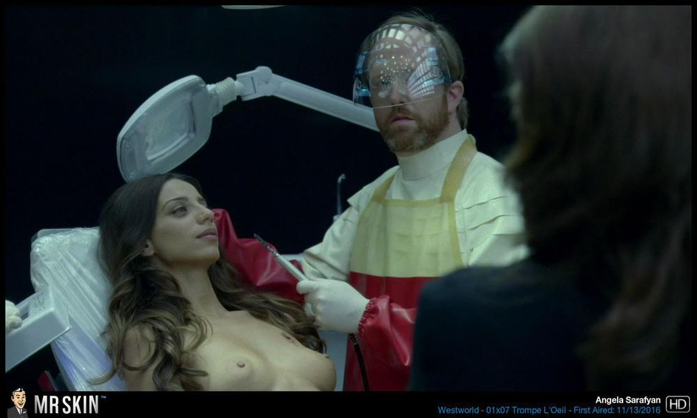 video Westworld sex scene