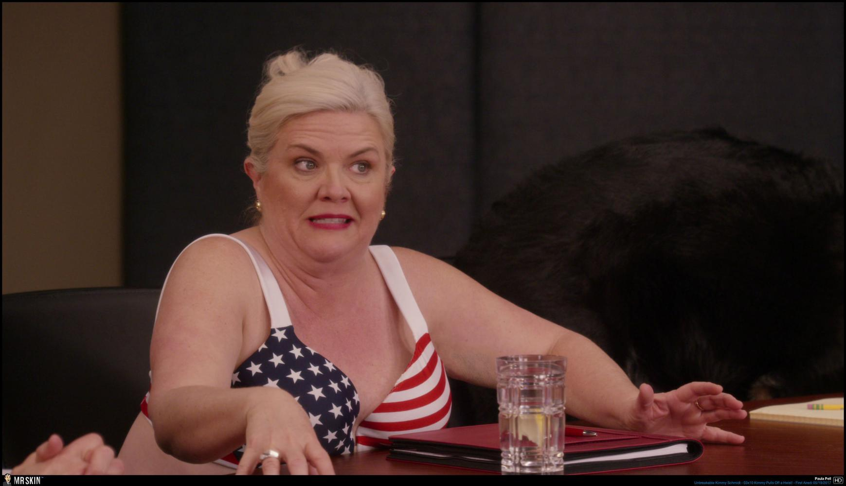 Amy Sedaris Naked unbreakable kimmy schmidt to break after season 4