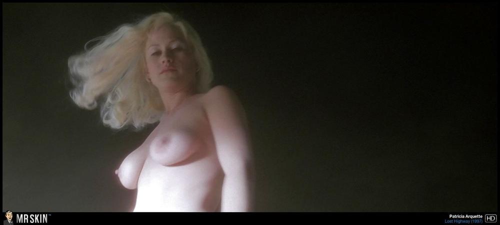 clip Patricia arquette nude