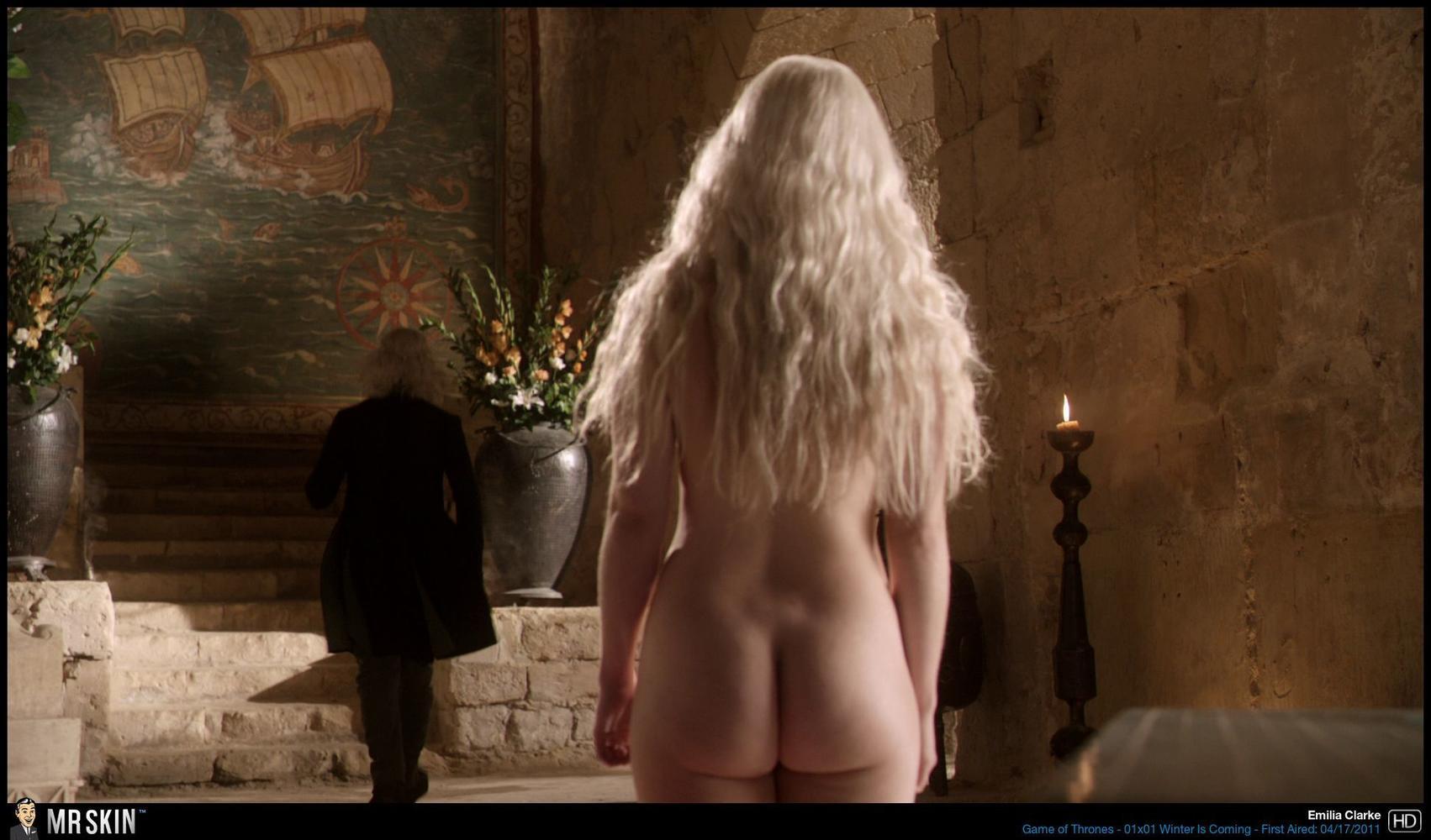 Celeb Khaleesi Naked Pic