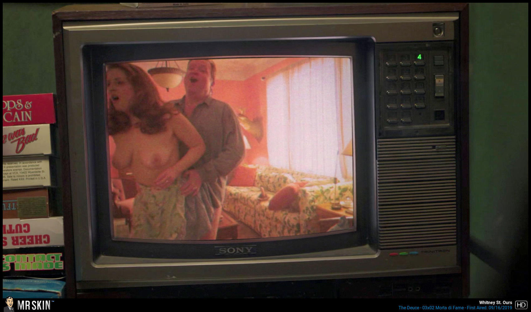 Tv Nudity Report The Deuce And The Hockey Girls 92319-4706