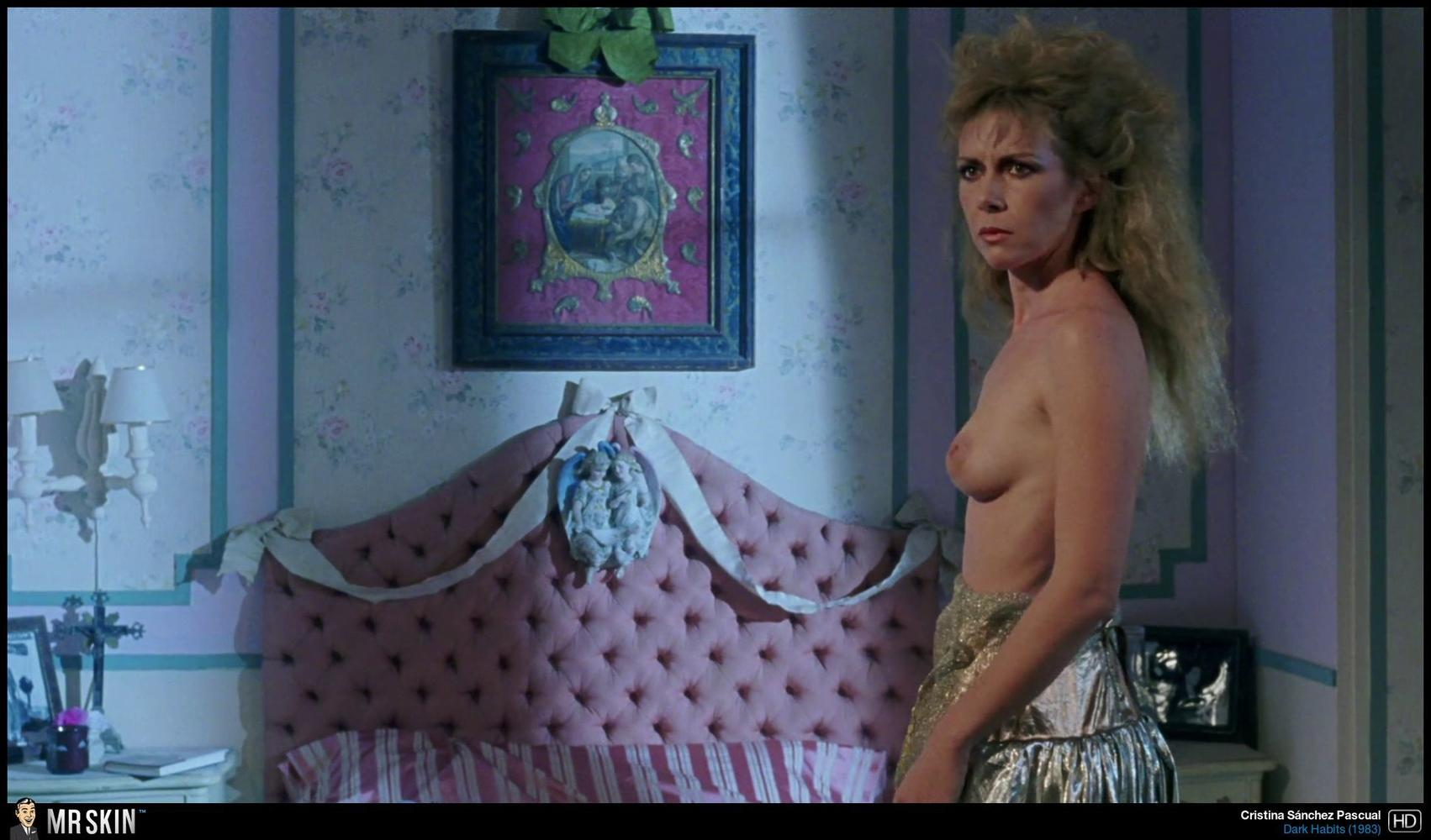 Anabel Alonso Topless a skin-depth look at the sex and nudity of pedro almodóvar's
