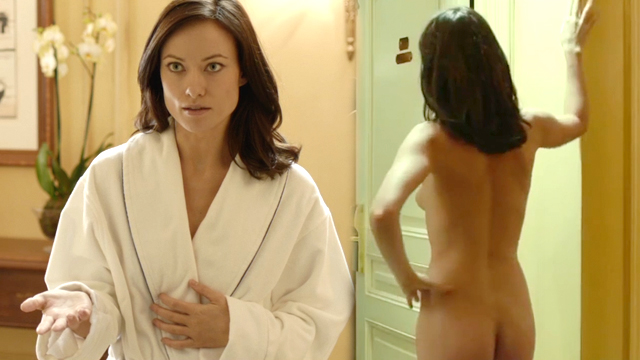 Olivia wilde nude third person
