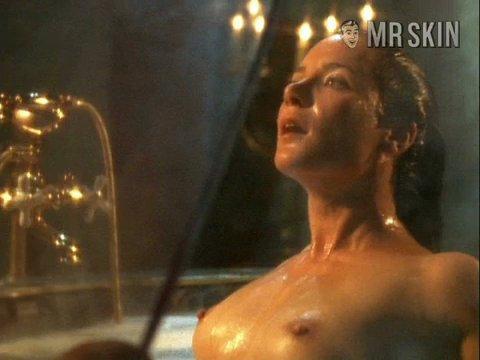 BRANDY: Naked nude soo topless