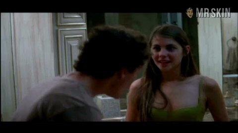 Willa holland topless movie scenes