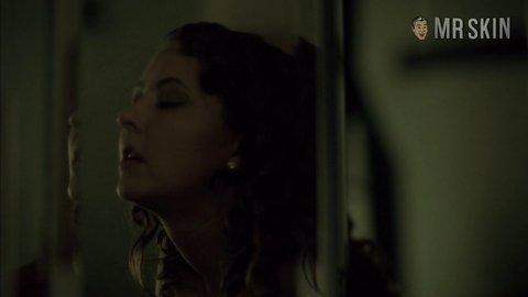 Will Caroline dhavernas nude scene
