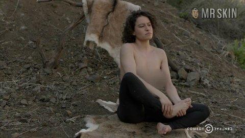 Ilana Glazer Naked Uncensored