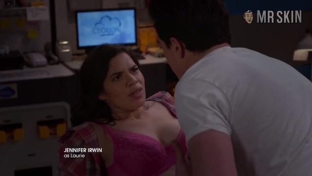 America Ferrera Nude Naked Pics And Sex Scenes At Mr Skin